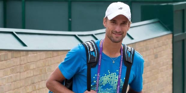 Wimbledon: Bemelmans à l'assaut du vétéran Tommy Haas - La Libre
