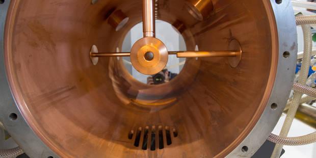 Une nouvelle particule de matière découverte - La Libre