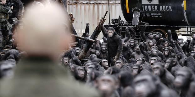 """""""La Planète des Singes - Suprématie"""" : Ape-ocalypse Now - La Libre"""