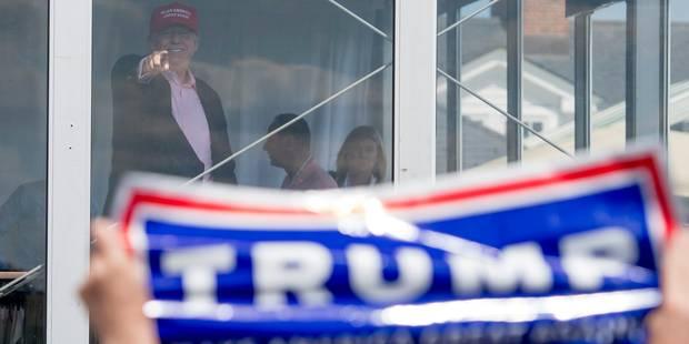 Donald Trump, le plus impopulaire des présidents américains depuis... 70 ans (SONDAGES) - La Libre