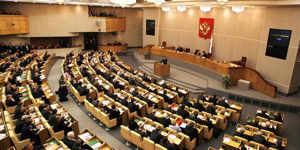 """Russie: les députés votent la déchéance de nationalité pour les """"terroristes"""" - La Libre"""