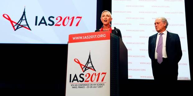 Sida: la conférence de Paris appelle les Etats-Unis à maintenir leur aide financière - La Libre