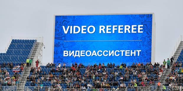 """Arbitrage vidéo : Eupen-Zulte Waregem comme première """"online"""" en Pro League - La Libre"""