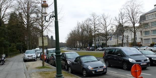 Embarras de circulation à prévoir ce mardi à Bruxelles: voici les endroits à éviter - La Libre