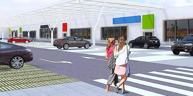 Un projet commercial oppose à nouveau Ottignies à Wavre - La Libre