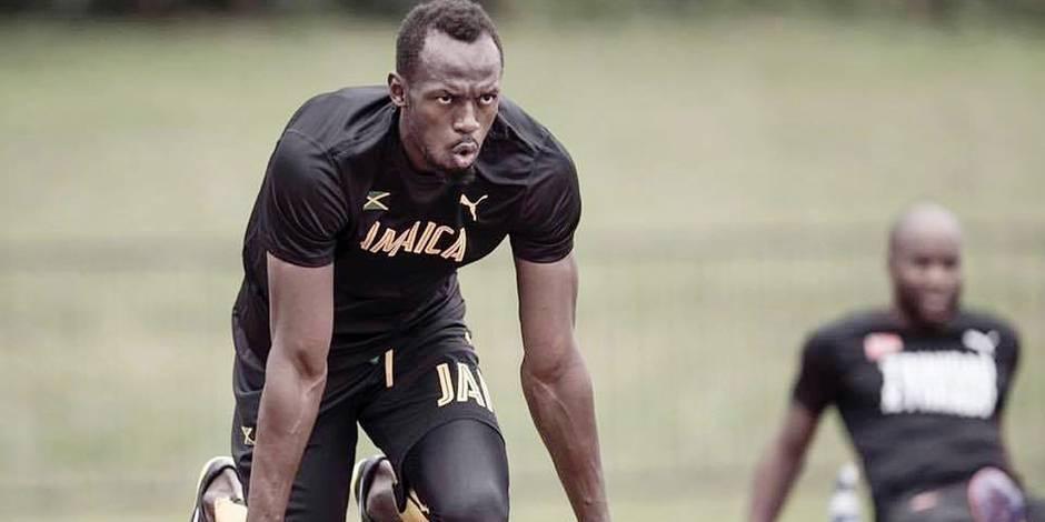 Usain Bolt et Jimmy Vicaut qualifiés pour la finale du 100m