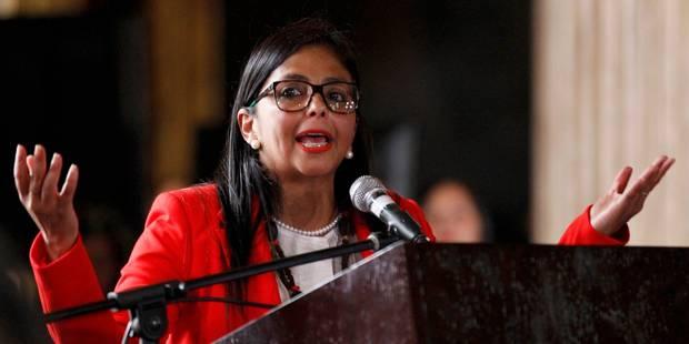 """Venezuela: """"La Constituante ne vise pas à anéantir l'adversaire"""", assure la présidente de l'assemblée - La Libre"""