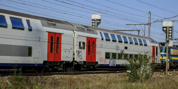 La SNCB modifie provisoirement ses horaires entre Bruxelles et Namur en raison de travaux - La Libre