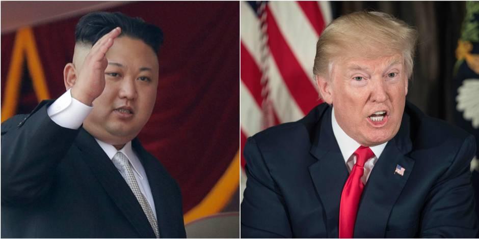Son avertissement à la Corée du Nord