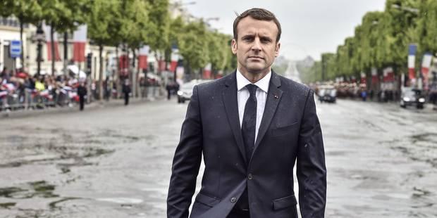 """Corée du Nord: Macron appelle à """"prévenir toute escalade des tensions"""" - La Libre"""