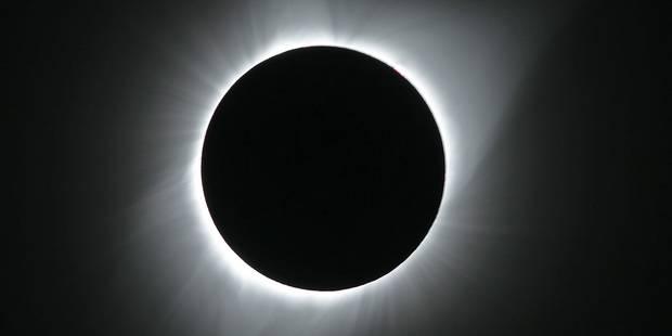 """Tout savoir sur la """"Grande éclipse américaine"""" qui a eu lieu ce lundi (PHOTOS) - La Libre"""