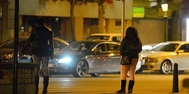 Nouveau règlement contre la prostitution à Bruxelles: il entre en vigueur ce mardi - La Libre