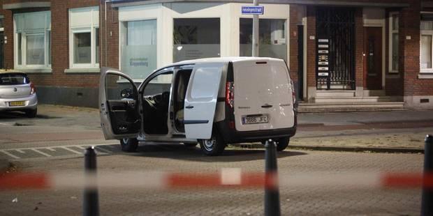 """Rotterdam: """"Les bonbonnes de gaz dans la camionnette étaient pour un usage domestique"""" - La Libre"""
