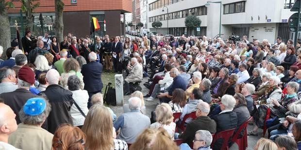 Commémoration des rafles à Bruxelles:l'église catholique s'est excusée pour son silence - La Libre