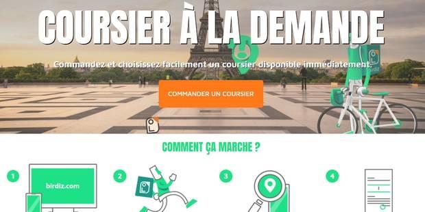 La start-up française Birdiz se lance à Bruxelles - La Libre