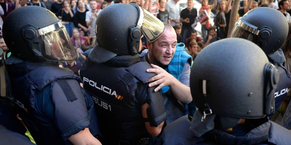 Madrid doit-elle autoriser le référendum catalan? - La Libre