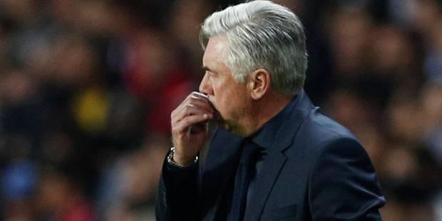 Le Bayern Munich se sépare de son entraîneur Carlo Ancelotti - La Libre