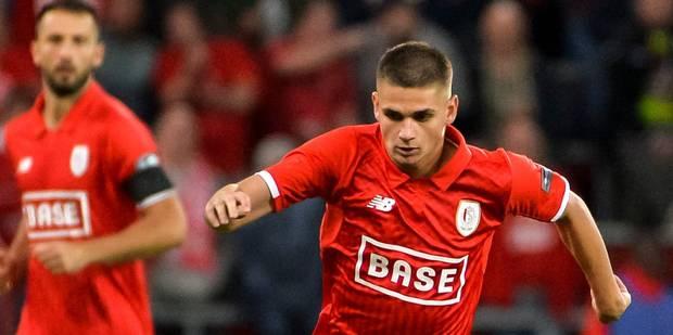 """Razvan Marin (Standard): """"Flatteur d'être comparé à Witsel et à Kums"""" - La Libre"""