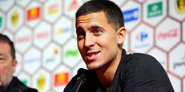 """Hazard: """"Ce serait dommage de ne rien gagner avec cette génération"""" - La Libre"""