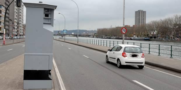 """""""Marathon"""" de contrôles de vitesse sur les routes belges ce mercredi - La Libre"""