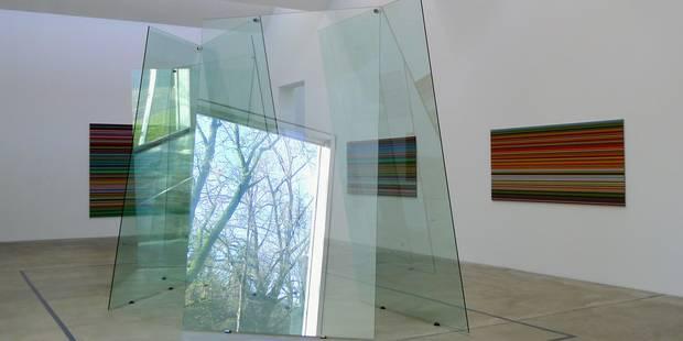 Une exceptionnelle expo de Gerhard Richter à Gand - La Libre