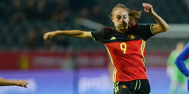 Qualifications Mondial 2019: les Red Flames émergent de justesse face à la Roumanie - La Libre