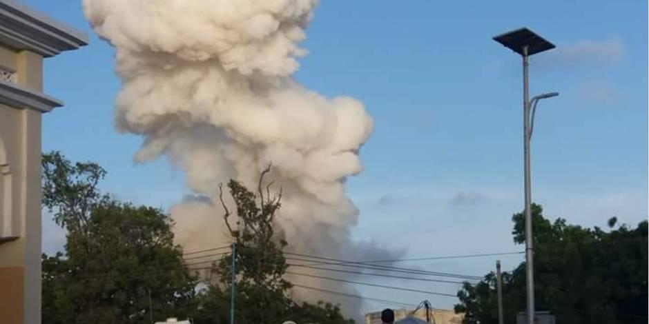 2 explosions à proximité d'un hôtel de Mogadiscio — Somalie