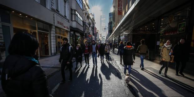 Le PIB belge en hausse de 0,3% au 3e trimestre - La Libre