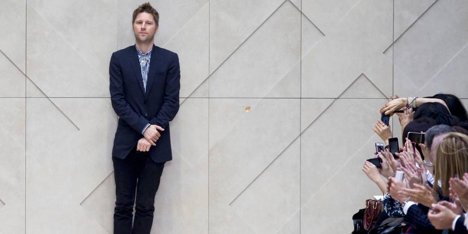 Burberry: départ du directeur de la création en 2018