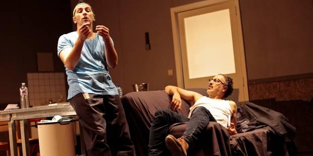 Dialogue subversif entre Sam Touzani et Ben Hamidou - La Libre