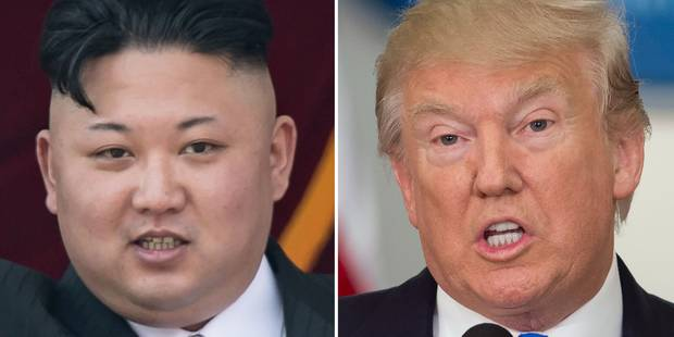 """Pour la Corée du Nord, Trump fait en Asie une tournée de """"va-t-en-guerre"""" - La Libre"""