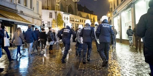 """""""On s'en sort bien avec Bruxelles"""", défend le procureur du Roi de Bruxelles suite aux émeutes - La Libre"""