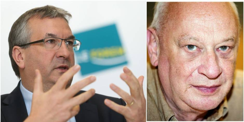 Bernard Liébin, le sulfureux conseiller du ministre Jeholet - La Libre