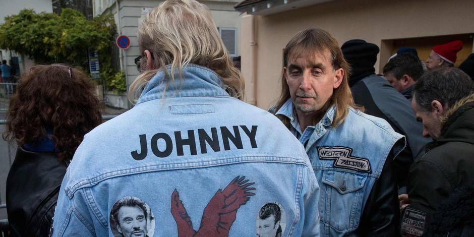 Une veillée populaire pour Johnny Hallyday à Saint-Barth