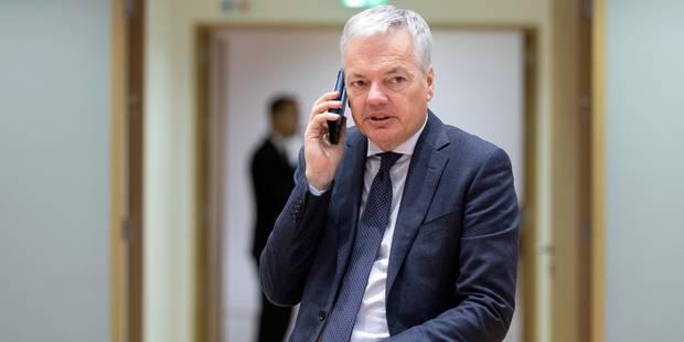 Stade national: Didier Reynders juge sérieuse la candidature de Besix pour rénover le Stade Roi Baudouin - La Libre