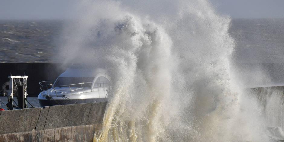 Météo : une nouvelle tempête attendue en France au Nouvel An