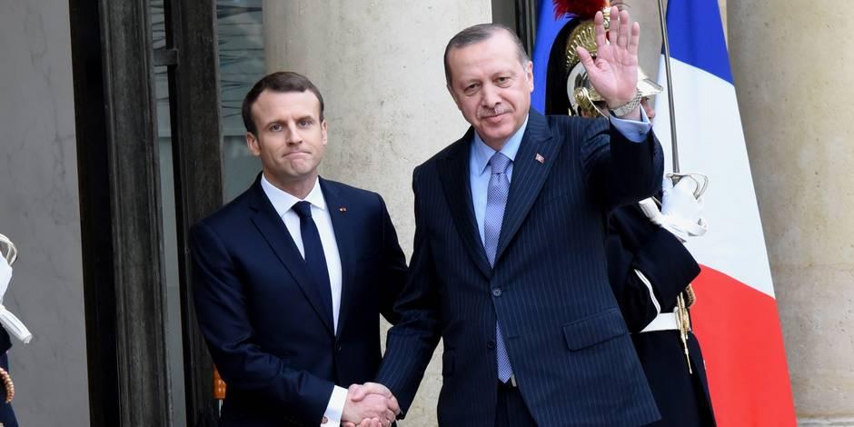 Edito: La Turquie d'Erdogan n'a pas sa place dans l'Union européenne - La Libre