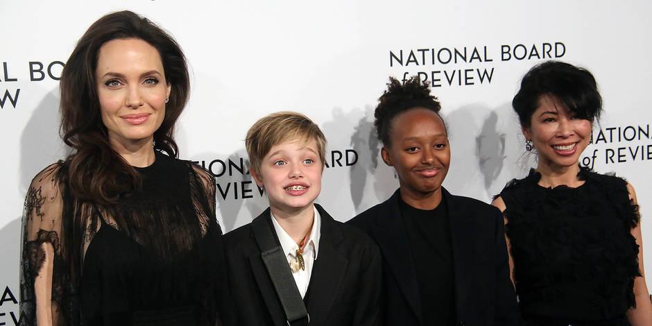 Brad Pitt et Angelina Jolie : un de leurs enfants victime d'un accident