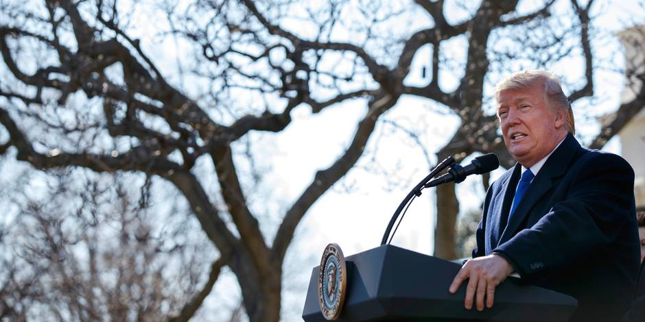 Trump, un an de bruit et de fureur — Etats-Unis