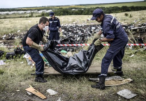 12h45 Crash En Ukraine Kiev Veut Confier L Enquete Aux Pays Bas Poutine Promet D Aider La Libre