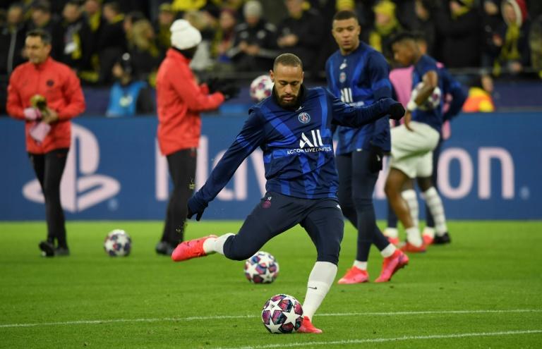 20h52 C1 Neymar De Retour Icardi Remplacant Avec Paris Contre Dortmund La Libre