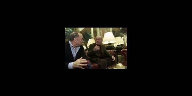 Bouquet-Brasseur: ennemis complices - La Libre