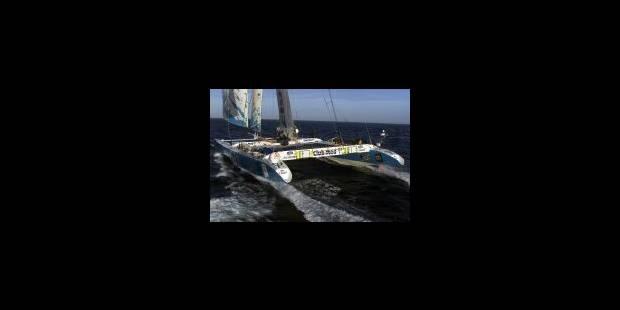 Club Med, le triomphe d'une technologie et d'un équipage - La Libre