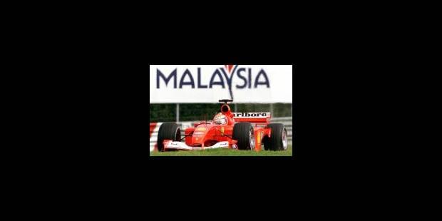 Kuala Lumpur : déjà des enjeux, toujours les Ferrari... - La Libre