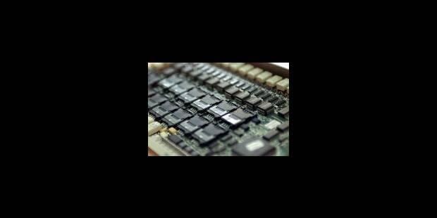 ST Microelectronics, belle effarouchée - La Libre