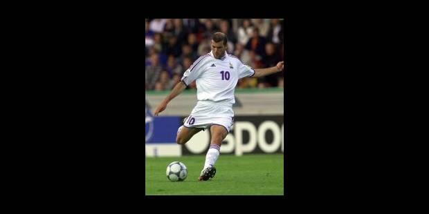 Zidane se rapproche du Réal - La Libre