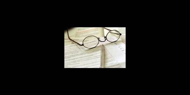 Le Fisc au rapport... annuel - La Libre