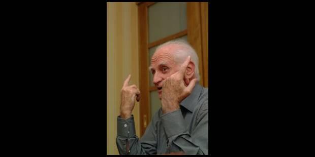 L'anti-catastrophiste Michel Serres - La Libre