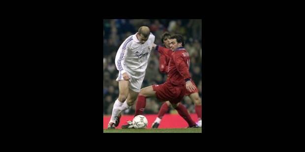 Zidane: «Le Real, la meilleure équipe avec laquelle j'ai joué» - La Libre