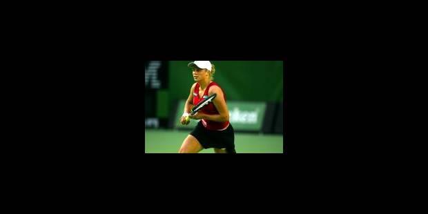 Henin et Clijsters qualifiées pour le 3e tour - La Libre